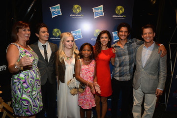 Tyler Posey Quvenzhane Wallis Variety's Power Of Youth Presented By Hasbro And GenerationOn - Kingdom Hearts