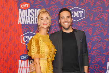 Tyler Rich 2019 CMT Music Awards - Arrivals