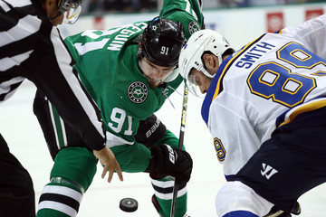 Tyler Seguin St Louis Blues v Dallas Stars