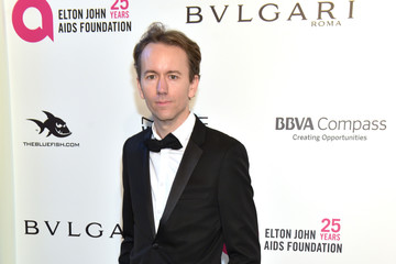 Tyler Shields 26th Annual Elton John AIDS Foundation's Academy Awards Viewing Party - Arrivals