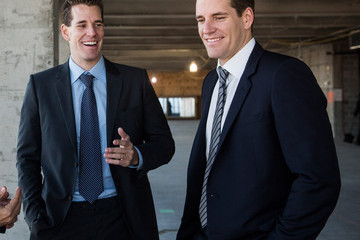 Tyler Winklevoss First Office Tower Opens at World Trade Center Site