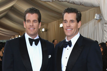 Tyler Winklevoss 'Manus x Machina: Fashion In An Age of Technology' Costume Institute Gala - Arrivals