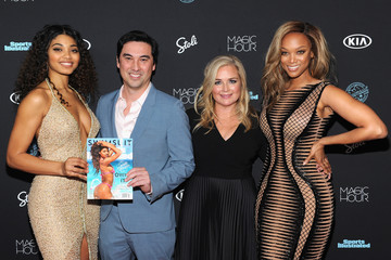 Tyra Banks Sports Illustrated Swimsuit 2018 Launch Event