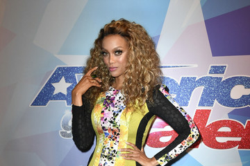 Tyra Banks Premiere of NBC's 'America's Got Talent' Season 12 - Arrivals
