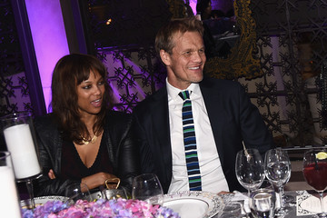 Tyra Banks August Getty Atelier Dinner