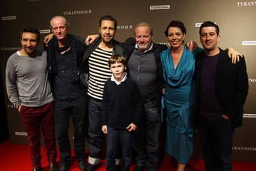 Paul Popplewell Tyrannosaur - London Premiere