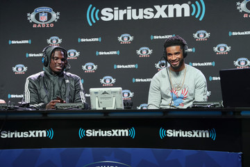 Tyreek Hill SiriusXM At Super Bowl LIII