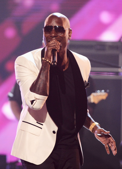 Tyrese Gibson - 2012 BET Awards - Show