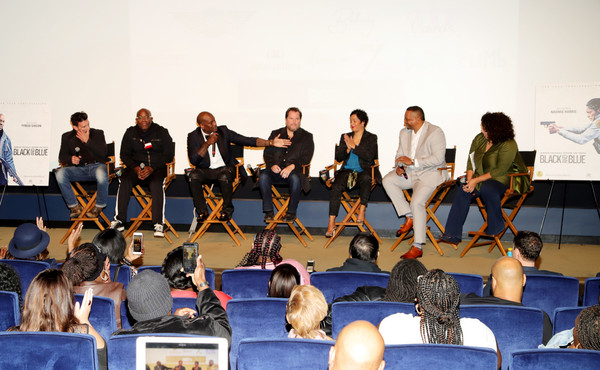 51st NAACP Image Awards FYC Screening Series Presents a Special Screening of BLACK AND BLUE with Deon Taylor and Tyrese Gibson [fyc screening series presents a special screening of black and blue,social group,youth,event,performance,team,music,stage,deon taylor,tyrese gibson,roxanne taylor,frank grillo,james moses black,naacp image awards,q a,the wga theater,beverly hills]