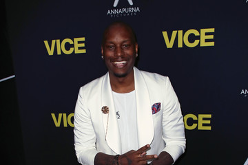 Tyrese Gibson Annapurna Pictures, Gary Sanchez Productions And Plan B Entertainment's World Premiere Of 'Vice' - Arrivals