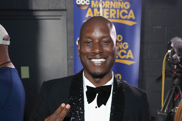 Tyrese Gibson 2017 BET Awards - Backstage
