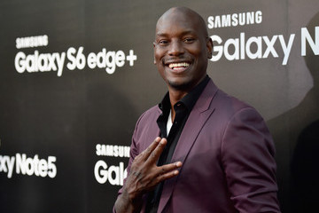 Tyrese Gibson Samsung Launch Party