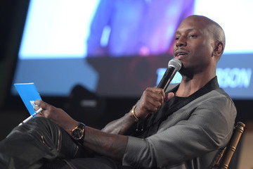 Tyrese Gibson WE Day Celebration Dinner - Show