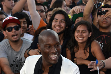 Tyrese Gibson 'Fast and Furious 6' Premieres in LA