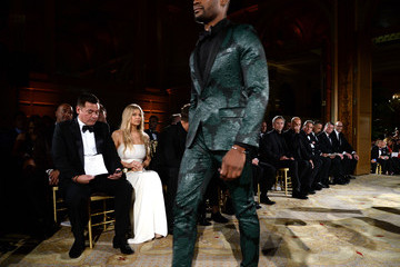 Tyson Beckford amfAR Inspiration Gala Fashion Show