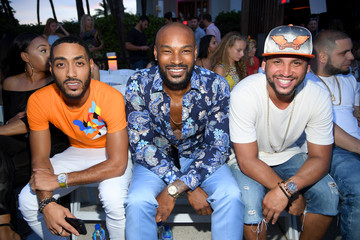 Tyson Beckford SWIMMIAMI Versakini 2018 Collection  - Front Row