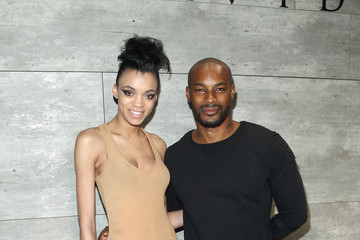 Tyson Beckford David Tlale - Backstage - Mercedes-Benz Fashion Week Fall 2015