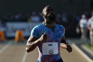 Tyson Gay USA Track & Field Outdoor Championships - Day 1
