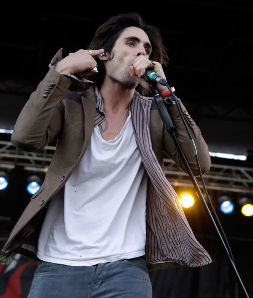 tyson ritter pictures rock 39 n 39 roll las vegas marathon. Black Bedroom Furniture Sets. Home Design Ideas