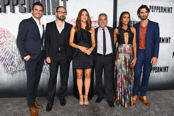 "Tyson Ritter Premiere Of STX Entertainment's ""Peppermint"" - Red Carpet"