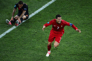 Wilfred Bouma UEFA EURO 2012 - Matchday 10 - Pictures Of The Day