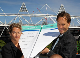 Richard E. Grant Tracey Emin UK Best Pictures Of The Day - May 4, 2011