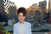 Actress Ellie Kendrick attends the We Are UK Film Party at TIFF 2016 at The Spoke Club on September 12, 2016 in Toronto, Canada.