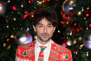 Alex Zane attends the UK Premiere of 'Daddy's Home 2' at Vue West End on November 16, 2017 in London, England.