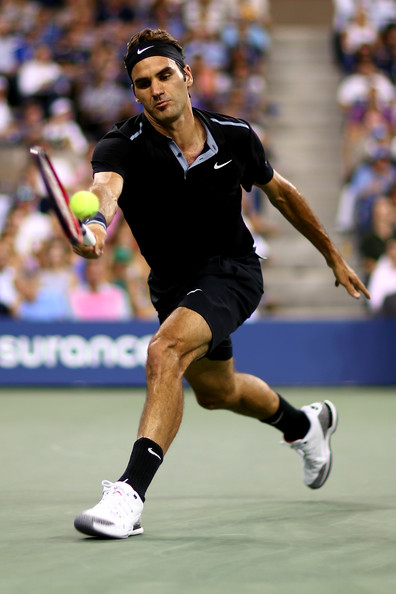 US Open: Day 9
