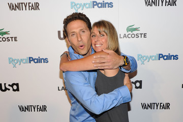 """Mark Feuerstein USA Network And Vanity Fair Celebrate The Second Season Of """"Royal Pains"""""""