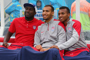 Jozy Altidore Julian Green Photos Photo