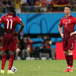 Cristiano Ronaldo and Eder Citadin Martins Photos