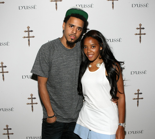 J Cole And Vanessa Simmons Cole Pictures D'USSE V...