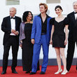 """Uberto Pasolini """"Madres Paralelas"""" Red Carpet And Opening Ceremony - The 78th Venice International Film Festival"""