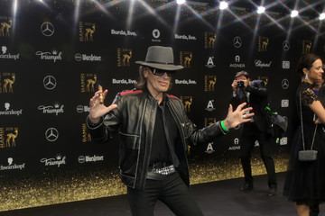 Udo Lindenberg Red Carpet Arrivals - Bambi Awards 2018