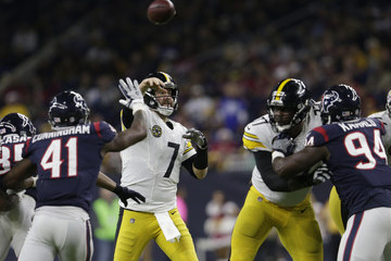 Ufomba Kamalu Pittsburgh Steelers v Houston Texans