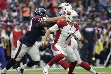 Ufomba Kamalu Arizona Cardinals v Houston Texans