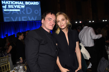 Uma Thurman The National Board Of Review Annual Awards Gala - Inside