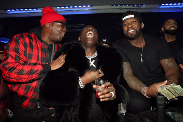 Uncle Murda 50 Cent Annual Christmas Hangover