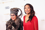 Jeannie Mai and Olivia TuTram Mai Photos Photo