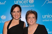 Daniella Vitale and Caryl Stern attend the Unicef SnowFlake Ball at Cipriani 42nd Street on November 27, 2012 in New York City.