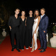 Joan Smalls and Meghan Roche Photos