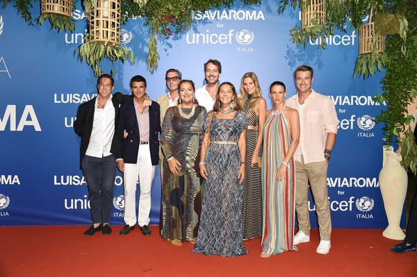 Unicef Summer Gala Presented By Luisaviaroma – Photocall - 1 of 1