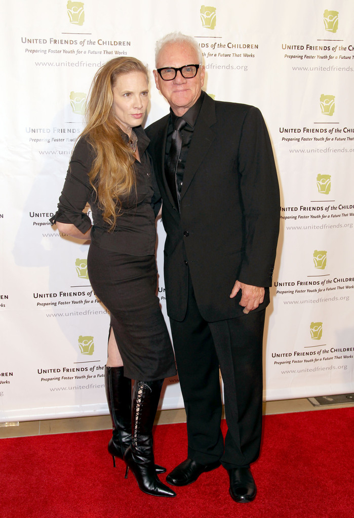 Malcolm Mcdowell Kelley Kuhr Photos - United Friends of ...