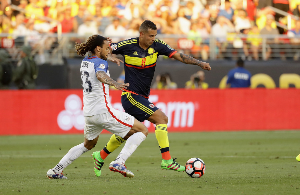 Jermaine Jones Photos Photostream Main Articles Pictures United States V Colombia