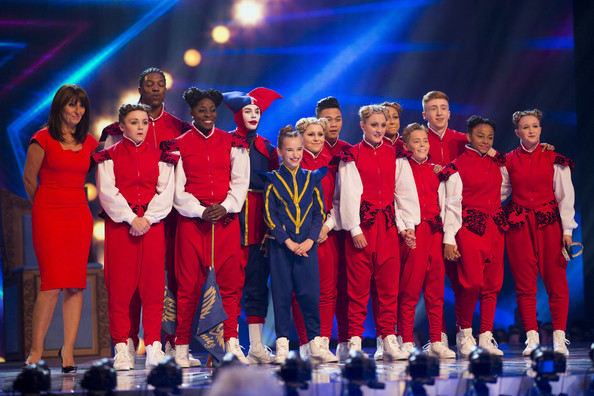 'Got to Dance' Tapes Third Live Show [got to dance,live show,performance,entertainment,performing arts,team,event,stage,musical theatre,heater,performance art,talent show,davina mccall,stage,england,london,earls court,unity,show]