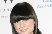 January 2010—She Bangs - Jessie J's Most Memorable Hair Transformations