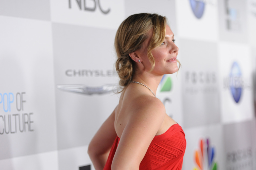 Actress Eloise Mumford attends the NBC Universals 71st
