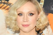 Gwendoline Christie attends Universal Pictures and DreamWorks Pictures' premiere of 'Welcome To Marwen' at ArcLight Hollywood on December 10, 2018 in Hollywood, California.