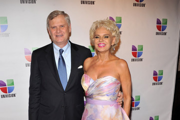 Charytin Univision's Upfront Reception Featuring Hispanic America's Most Beloved Stars in New York City